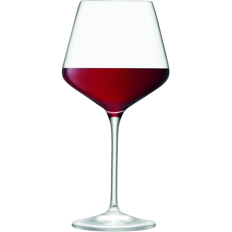 L.s.a. Wijnglazen Cellar Rode Wijn Goblet 600 Ml Glas 6 Stuks