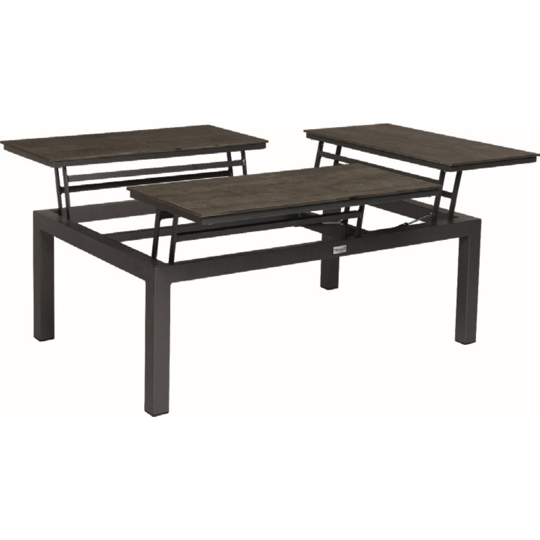 Flip-up Table Hpl Top 79 X 120 Cm