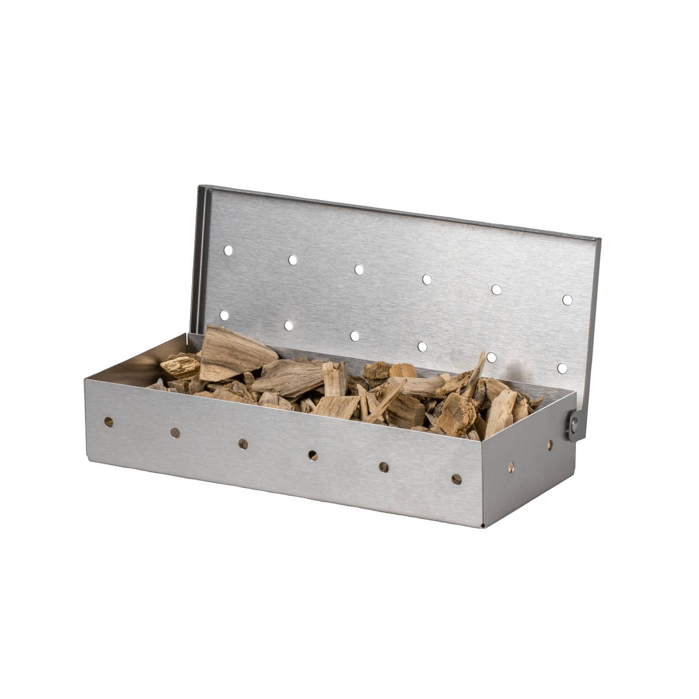 Jay Hill Smoker Box 22 X 9 X 4 Cm