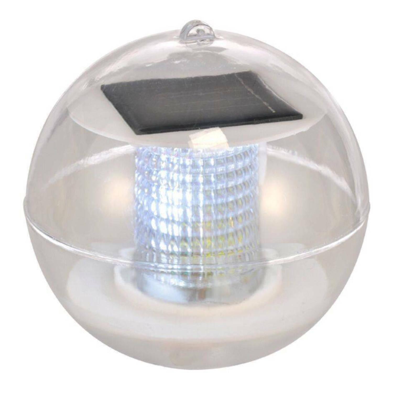 Haushalt 70248 Drijvende Solar Zwembadlamp Vijverlamp Led