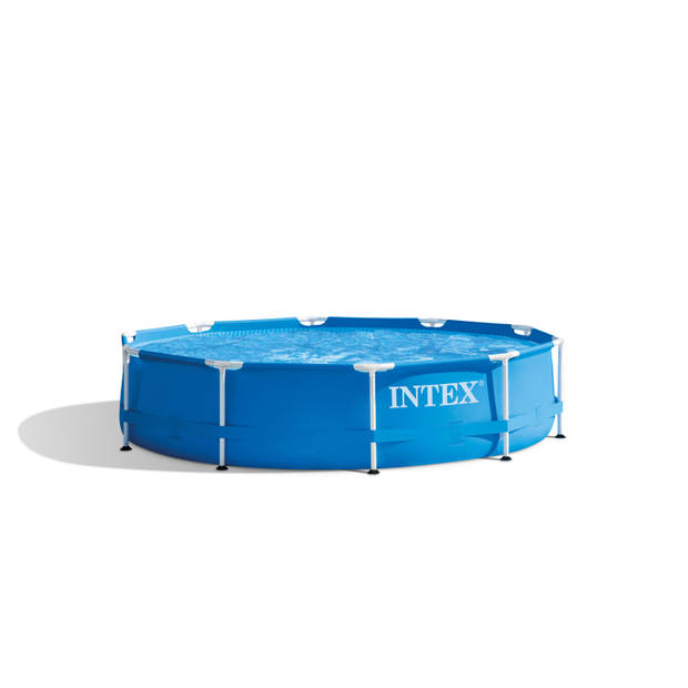 Intex Metal Frame Rond 305x76 cm - Zwembad Set