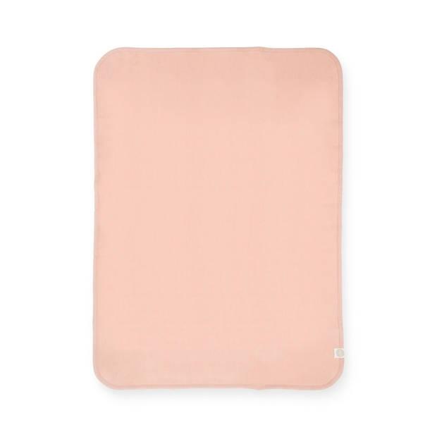 Jollein Deken Ledikant 100 x 150 cm Pale Pink