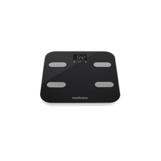 Medisana BS 602 CONNECT Lichaamsanalyseweegschaal met WiFi