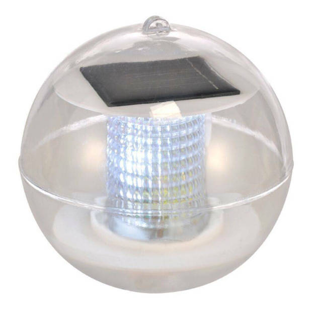 Haushalt 70248 - Drijvende Solar Zwembadlamp / Vijverlamp LED