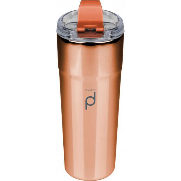 Vacuum Thermosbeker, 0.5 L, Metallic Koper - Pioneer