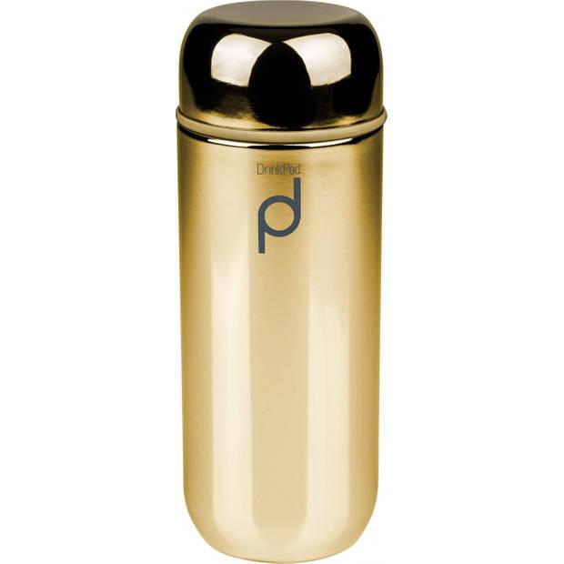 Vacuum Thermosbeker, 0.2 L, Metallic Goud - Pioneer