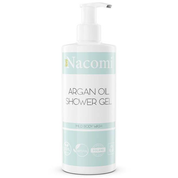 Nacomi Argan Oil Shower Gel 250ml.