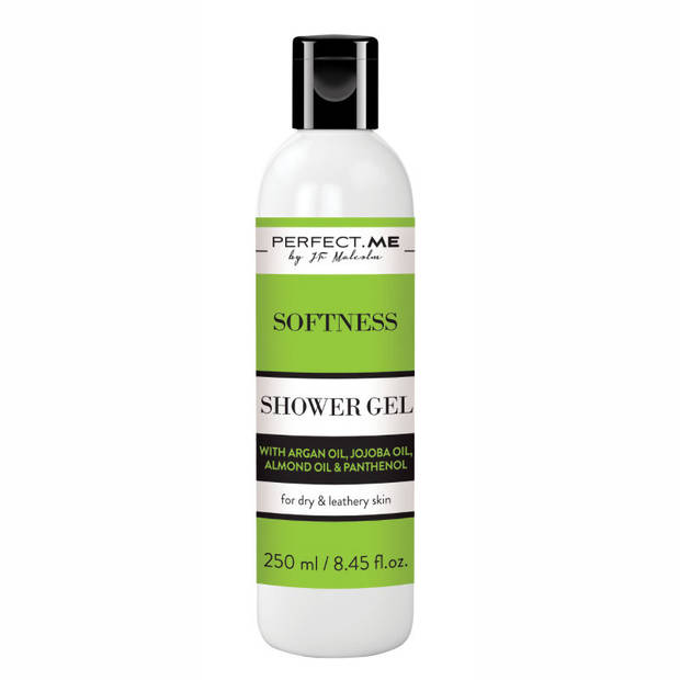 Perfect.ME Softness Shower Gel With Argan & Jojoba Oils 250ml.
