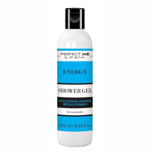 Perfect.ME Energy Shower Gel With Caffeine & Vitamin E 250ml.