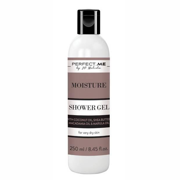Perfect.ME Moisture Shower Gel With Coconut & Macadamia 250ml.