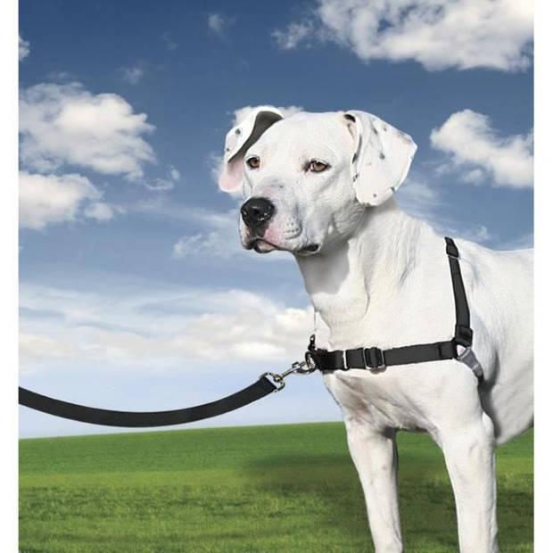 EASY WALK Harnas M - zwart - voor hond