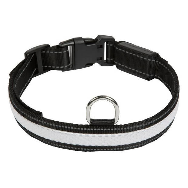 EYENIMAL RGB Light-halsband - Maat S - Voor hond