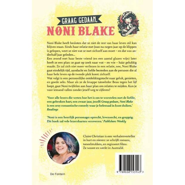 Graag gedaan, Noni Blake
