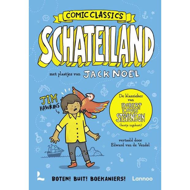 Comic classics - Schateiland