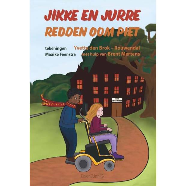 Jikke en Jurre redden oom Piet