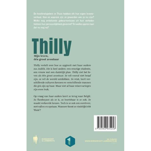 Thilly. Mijn leven, één groot avontuur