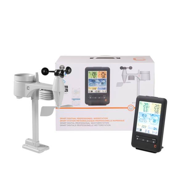 Cresta Care DSX100s Professioneel WiFi weerstation met APP