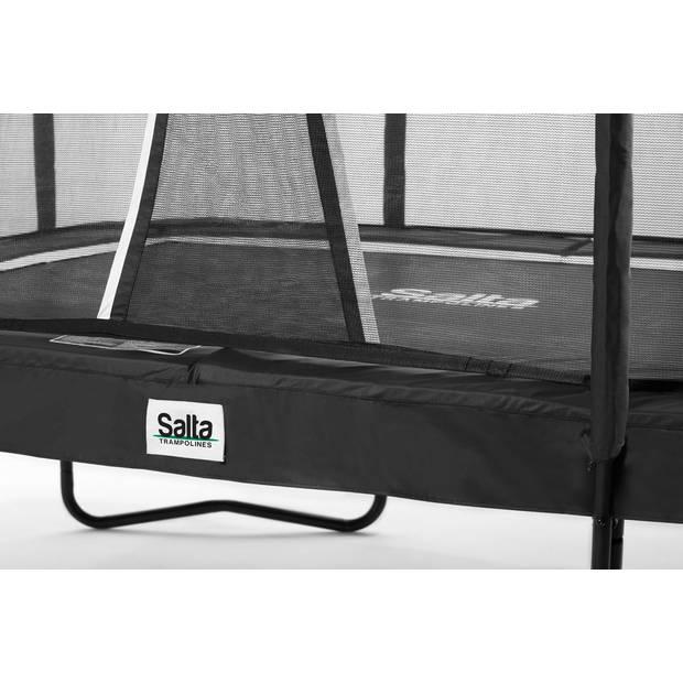 Trampoline - Salta Premium Black Edition - 214 x 305 cm - incl. accessoires