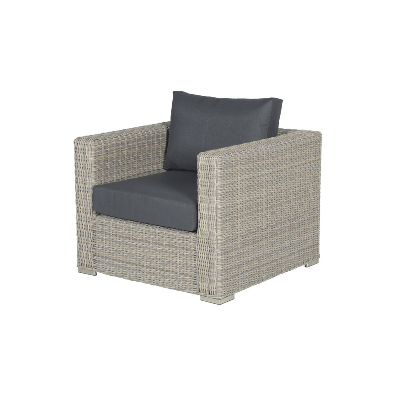 Garden Impressions Tennessee Loungestoel - Vintage Willow