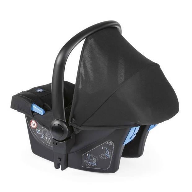 CHICCO Autostoel Kaily 0+ zwart