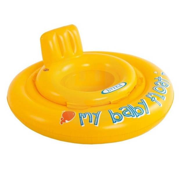 Intex Baby Zwemband Float Geel