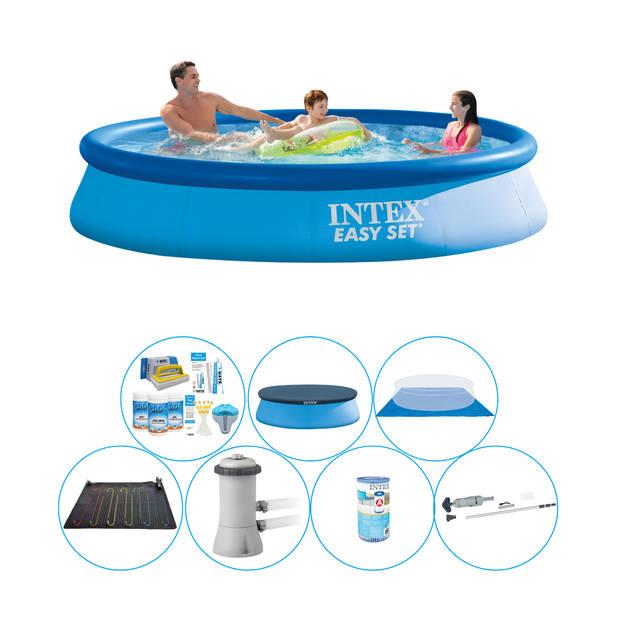Intex Easy Set Rond 366x76 cm - Zwembad Deal