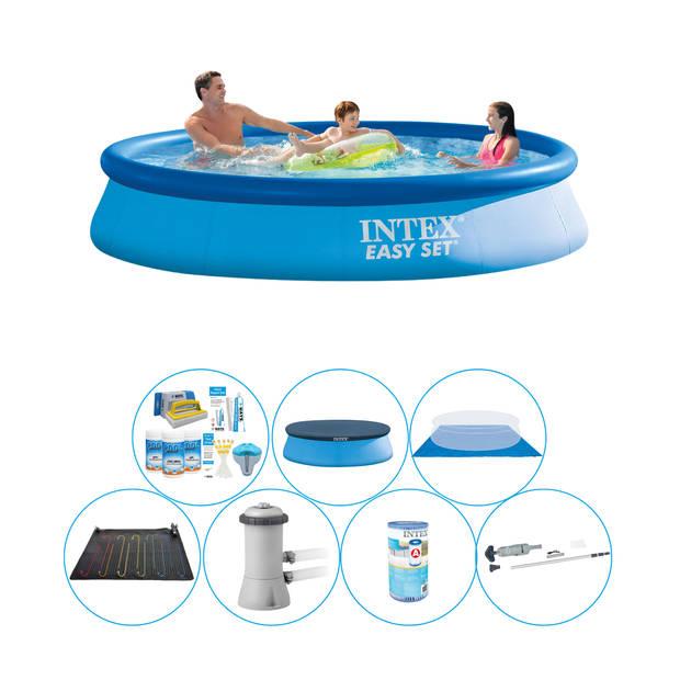 Zwembad Plus Accessoires - Intex Easy Set Rond 366x76 cm