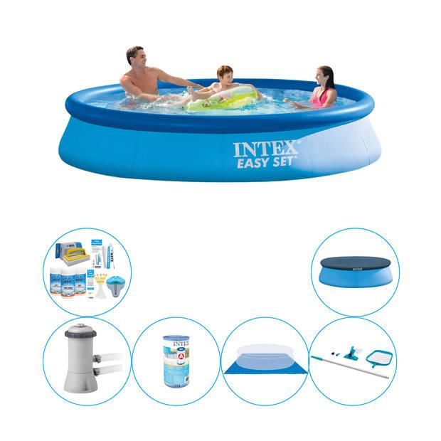 Zwembad Met Accessoires - Intex Easy Set Rond 366x76 cm