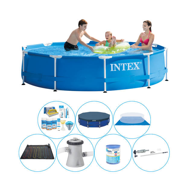 Intex Metal Frame Rond 305x76 cm - Zwembad Deal