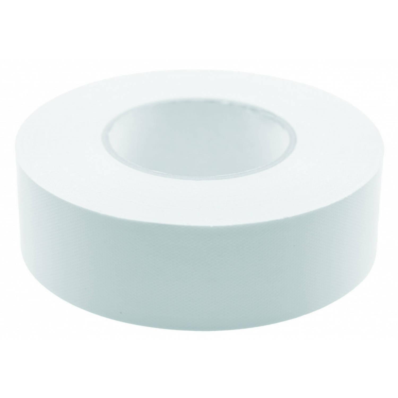 Korting Tom Ducttape 50 Mm X 50 M 70 Mesh polyetheen Wit