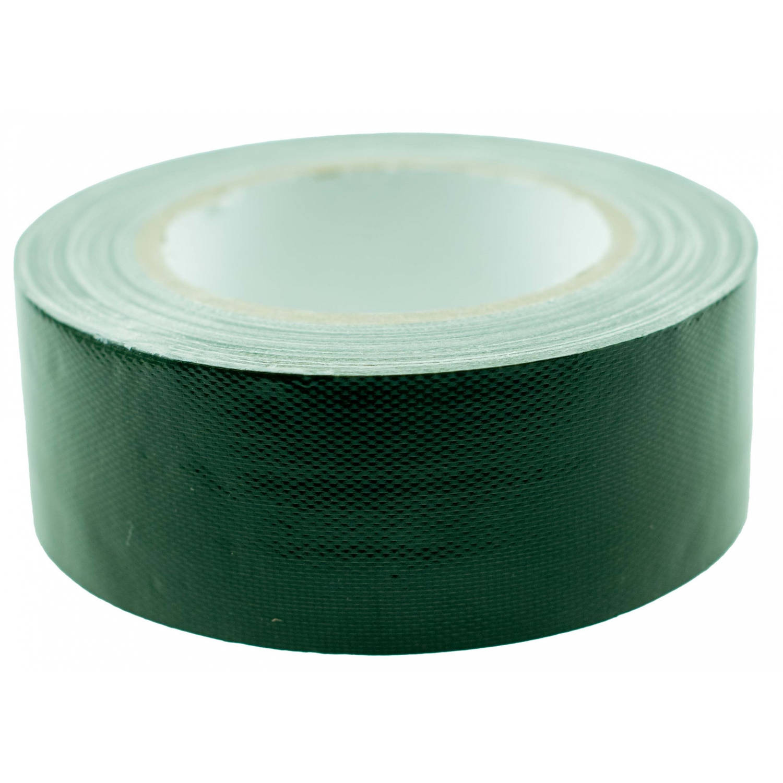 Korting Tom Ducttape 50 Mm X 25 M 70 Mesh polyetheen Groen