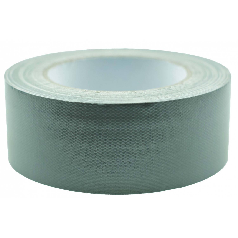 Korting Tom Ducttape 50 Mm X 25 M 70 Mesh polyetheen Grijs