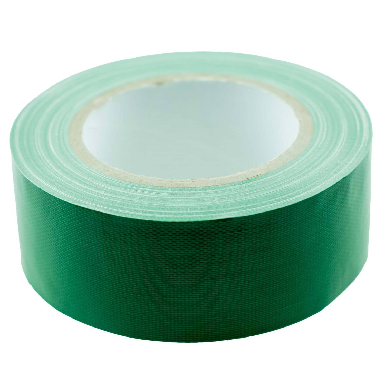 Korting Tom Ducttape 25 M X 55 Mm 70 Mesh polyetheen Groen