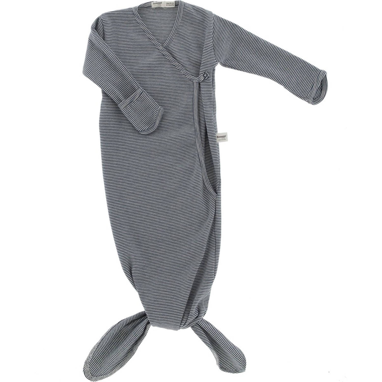 Snoozebaby Pyjama Forest Junior Katoen Grijs Mt 3-6 Maanden