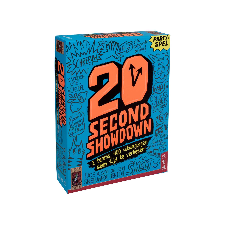 Korting 20 Seconds Showdown
