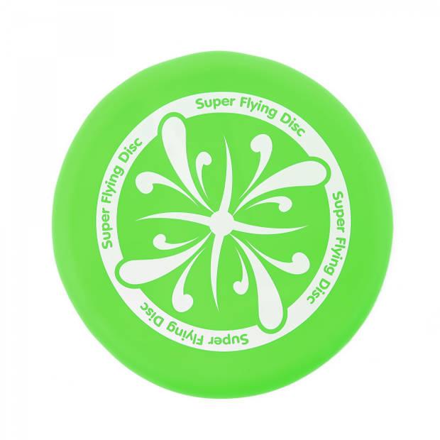 Toi-Toys frisbee Air junior 17 cm rubber groen