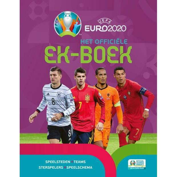 Het officiële EK-boek