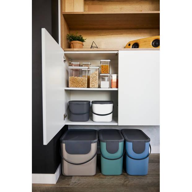 Blokker afvalsorteerder 6L Groen