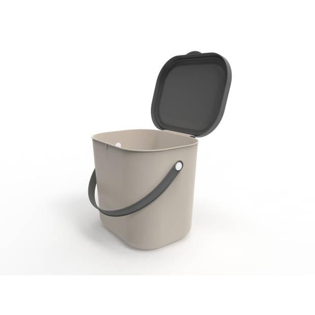 Blokker afvalsorteerder 6L Cappucino