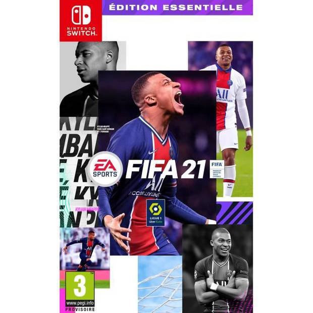ELECTRONIC ARTS - FIFA 21 Nintendo Switch-spel
