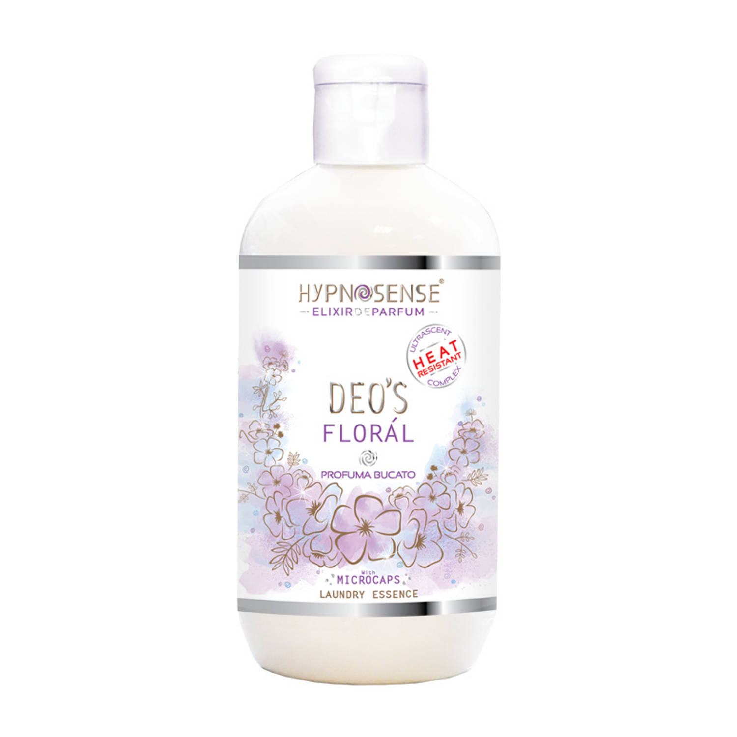 Wasparfum Floral 250ml - Deo's Laundry Essence