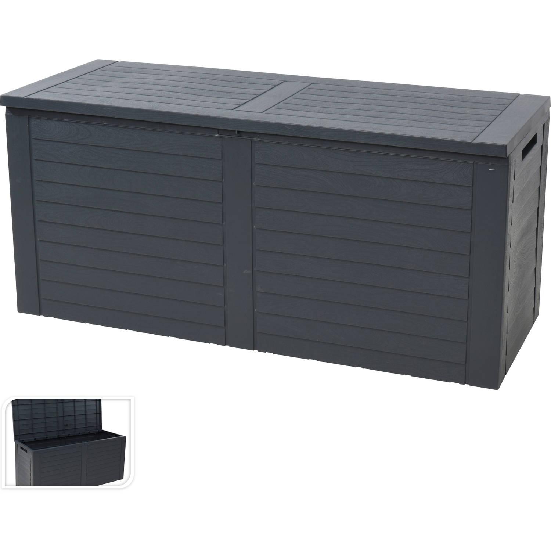 Kussenbox Ollie 240 L 115x45x53 Cm Antraciet