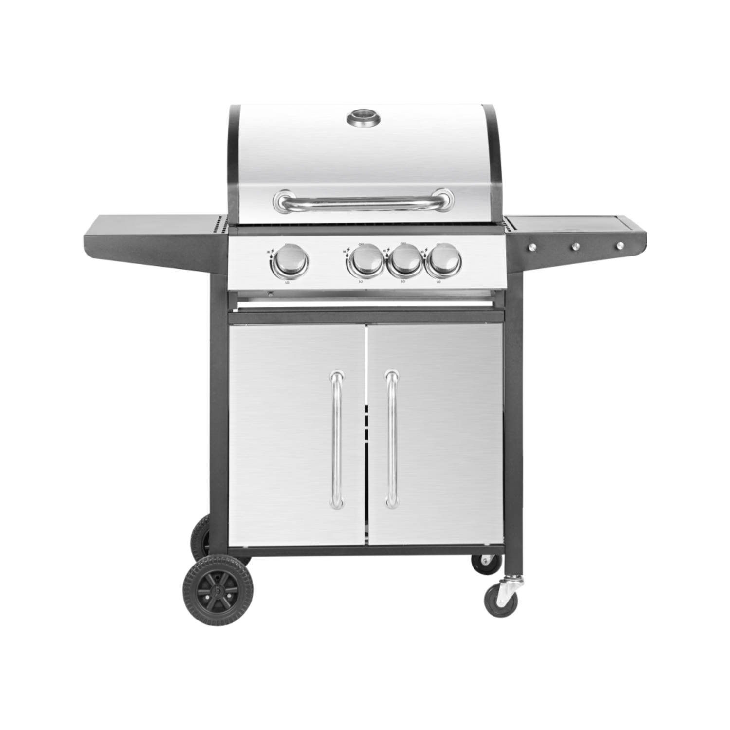 Gasbarbecue Flame Chef Detroit 3.1 Be/nl