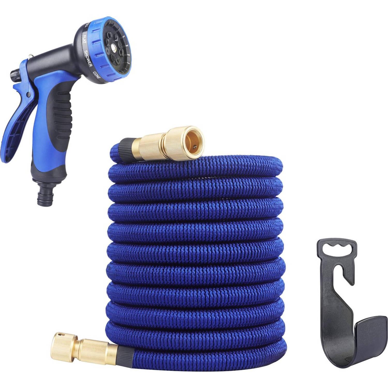 Brauch Flexibele Tuinslang - Blauw - 15 Meter