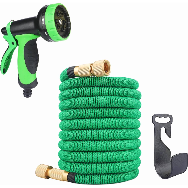Brauch Flexibele Tuinslang - Groen - 15 Meter