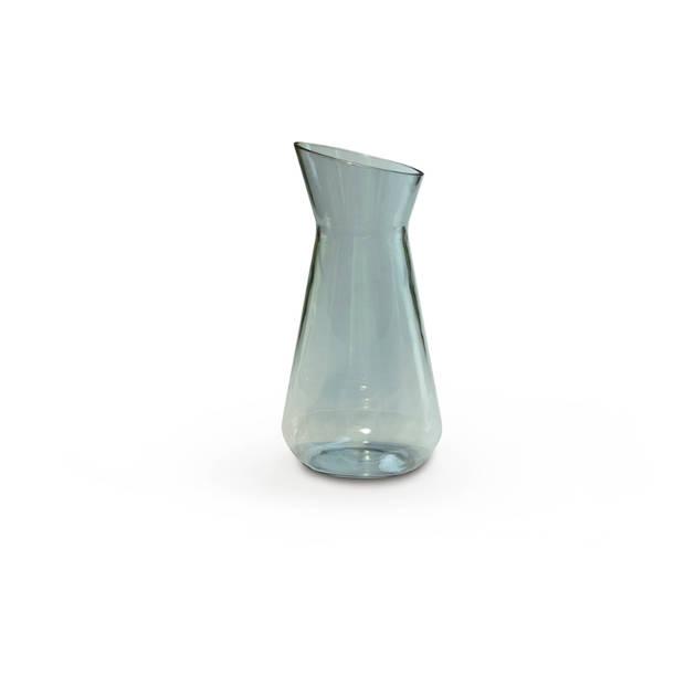 Karaf Pangea, 1,2L, Aqua - Kunststof - Omada