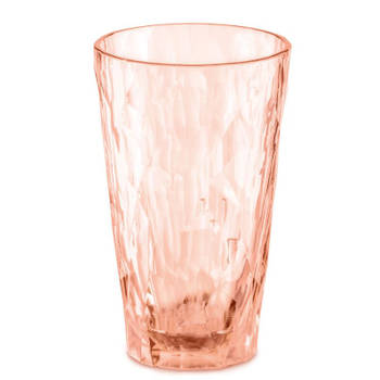 Korting Drinkglas, 300 Ml Roze Koziol Club No. 6