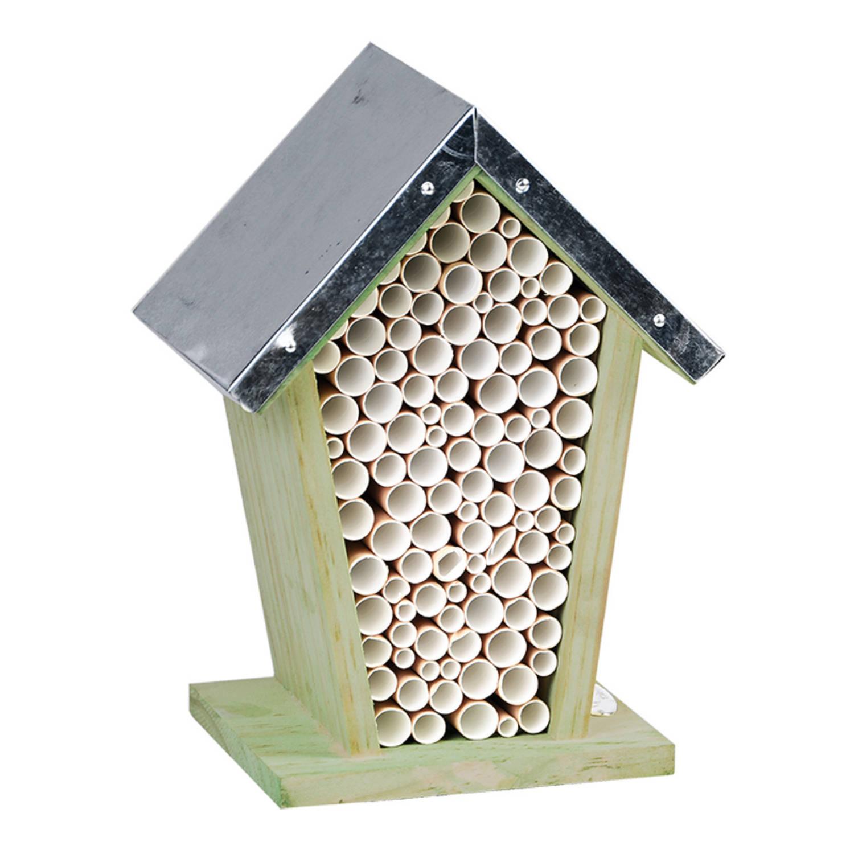 Best For Birds Houten Bijenhuis/bijenhotel 22 Cm Insectenhotel online kopen