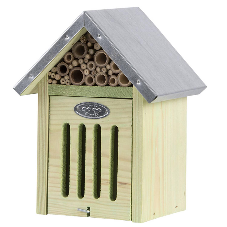 Best For Birds Houten Insectenhotel/insecten Nestkastje 23 Cm Insectenhotel online kopen