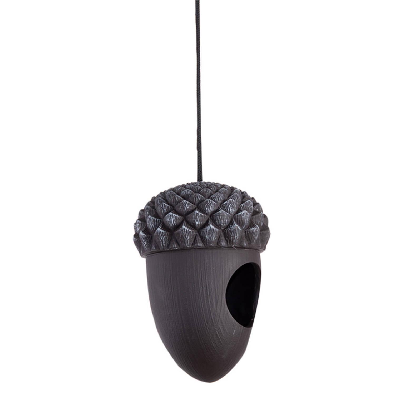Best For Birds Vogel Voederhuis/voedersilo Hanger Eikelvorm 16 Cm Vogel Voederhangers Van Metaal online kopen